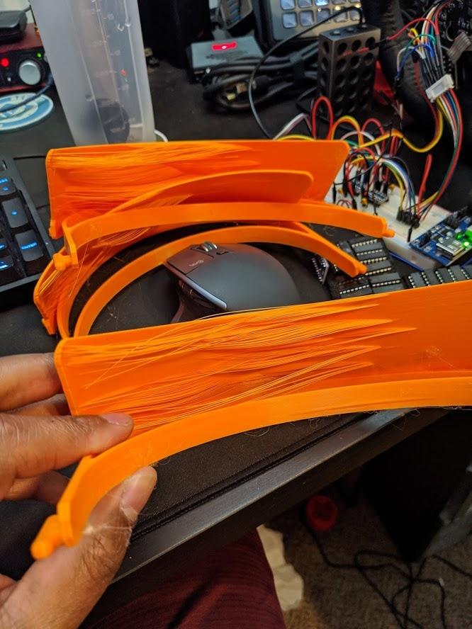 Failed PPE print